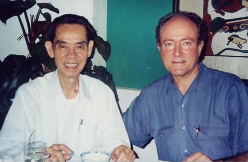 Giáo sư Mỹ xây dựng trang web về Phạm Xuân Ẩn
