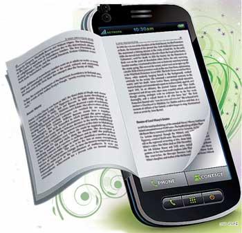 Thay đổi phương pháp đọc sách- sách điện tử