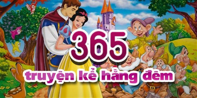 365 Truyện Kể Hằng Đêm
