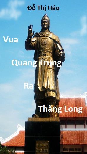 Vua Quang Trung Ra Thăng Long