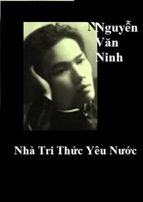 Nguyễn An Ninh Nhà Tri Thức  Yêu Nước( thay cuon khac)