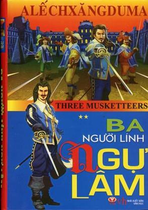 Phần 2 - Ba Người Lính Ngự Lâm
