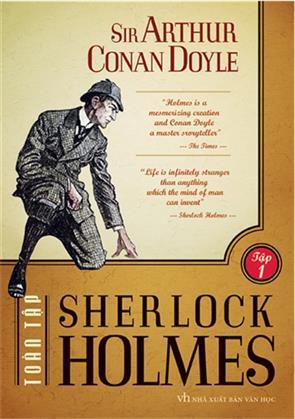 Sherlock Holmes Toàn Tập - Tập 1 - Phần 1