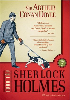 Sherlock Holmes Toàn Tập - Tập 2 - Phần 2