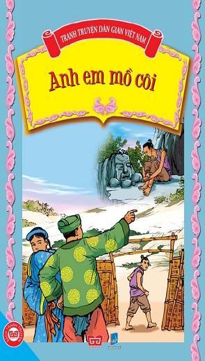 Truyện cổ tích Việt Nam - Anh em mồ côi