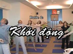 Tập Yoga - Bước 2