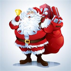 Những Điều Thú Vị Hài Hước Về Ông Già Noel