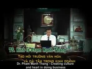 P2 - Ts kinh tế Phạm Mạnh Thắng