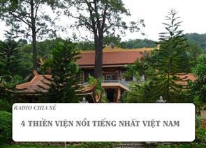 [Điểm đến] 4 Thiền Viện Nổi Tiếng Nhất Việt Nam