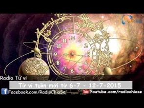Tử vi tuần mới từ 6-7 - 12-7-2015