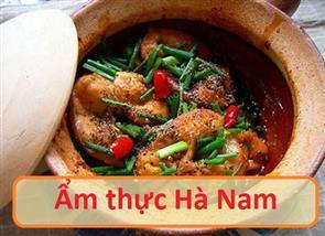 Ẩm thực Hà Nam