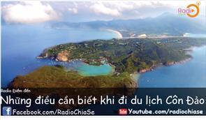 Những điều cần biết khi đi Côn Đảo