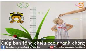 9 Cách Giúp Tăng Chiều Cao Nhanh Chóng