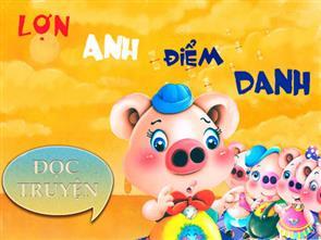 Lợn Anh Điểm Danh