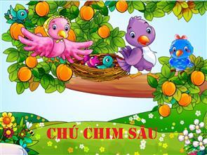 Chú Chim Sâu